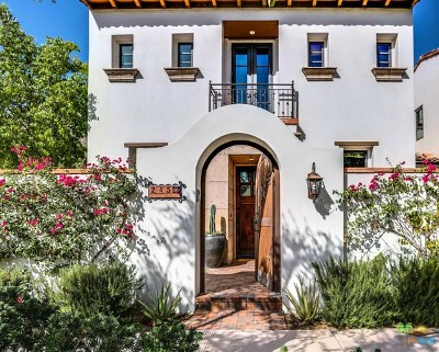 Palm Springs Condo/Townhouse For Sale: 245 S Cahuilla Road