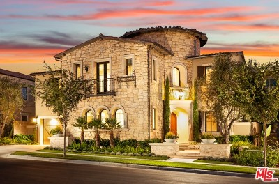 Irvine Single Family Home For Sale: 114 Heather Mist