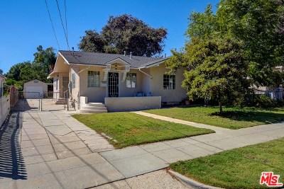 Pasadena Single Family Home For Sale: 1857 Glen Avenue