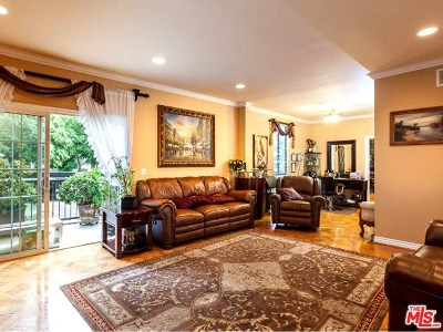 West Hollywood Condo/Townhouse For Sale: 1433 N Harper Avenue #1