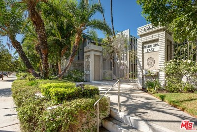 Encino Condo/Townhouse For Sale: 5335 White Oak Avenue #E