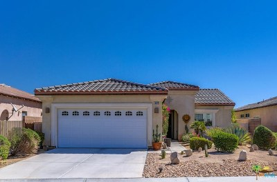 Palm Springs Single Family Home For Sale: 3872 Mission Peak