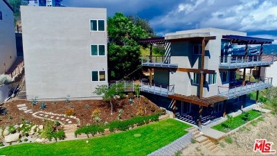 Topanga Single Family Home For Sale: 20529 Medley Lane