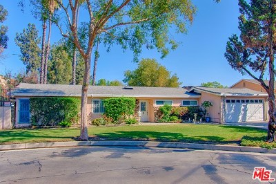 Van Nuys Single Family Home For Sale: 15623 Hart Street