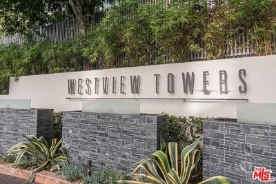 West Hollywood Condo/Townhouse For Sale: 1155 N La Cienega Boulevard #500