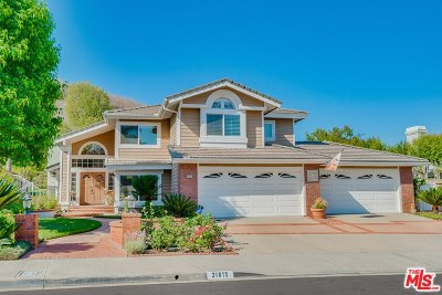 Yorba Linda Single Family Home For Sale: 21815 D Baglio Way