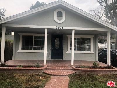 Compton Single Family Home For Sale: 2031 E Nord Street