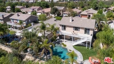 Stevenson Ranch Single Family Home For Sale: 26054 Singer Place
