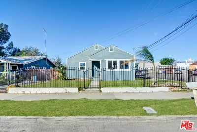 Rialto Single Family Home For Sale: 354 N Clifford Avenue
