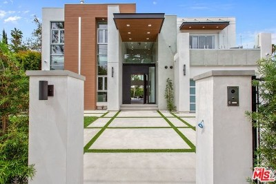 Studio City Single Family Home For Sale: 12657 Kling Street
