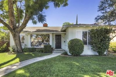 Sherman Oaks Single Family Home For Sale: 4905 Fulton Avenue