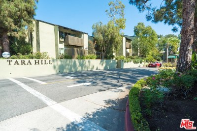 Culver City Condo/Townhouse For Sale: 4832 Hollow Corner Road #199