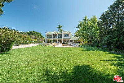 Malibu Single Family Home For Sale: 29417 Bluewater Road