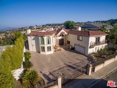 Sherman Oaks Single Family Home For Sale: 3930 Deervale Drive