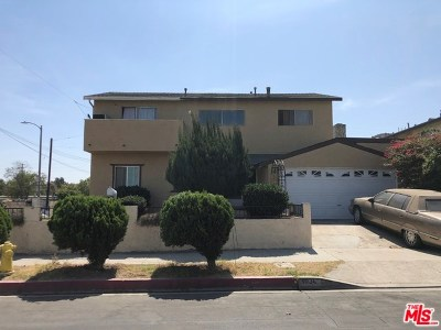 Harbor City Single Family Home For Sale: 1034 252nd Street
