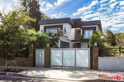Studio City Single Family Home For Sale: 4213 Ben Avenue
