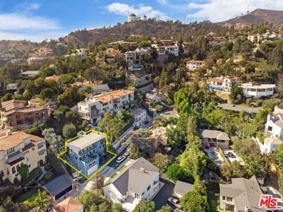 Los Angeles Single Family Home For Sale: 4749 Bonvue Avenue