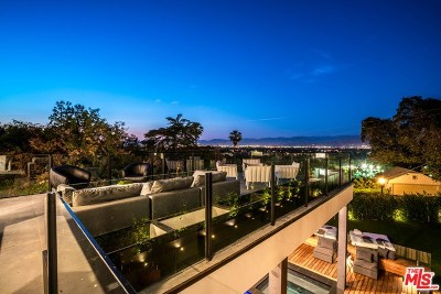Studio City Single Family Home For Sale: 3958 Sunswept Drive
