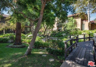 Woodland Hills Single Family Home For Sale: 21900 Marylee Street #295