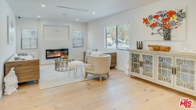Studio City Single Family Home For Sale: 4537 Farmdale Avenue