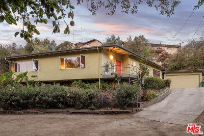 Glendale Single Family Home For Sale: 941 Cavanagh Road