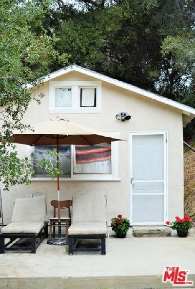 Topanga Multi Family Home For Sale: 360 N Topanga Canyon