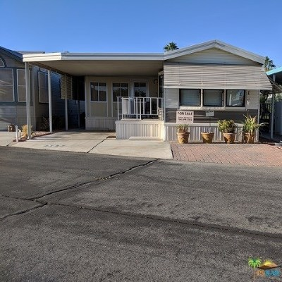 Mobile Home For Sale: 69801 Ramon Road