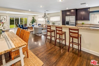 North Hollywood Single Family Home For Sale: 5635 Radford Avenue
