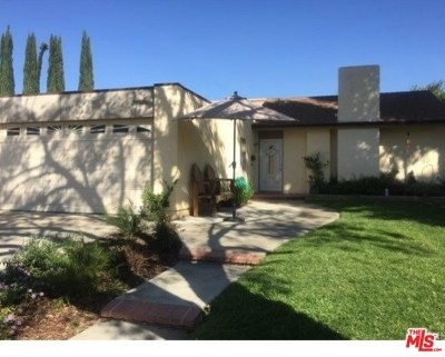Valencia Single Family Home For Sale: 25326 Via Palacio