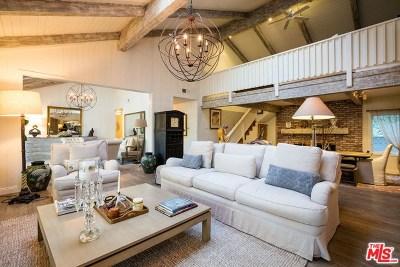 Malibu Single Family Home For Sale: 6133 Ramirez Canyon Road