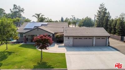 Bakersfield Single Family Home For Sale: 13807 Costajo Road