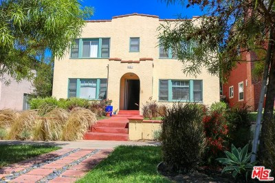 Redondo Beach Multi Family Home For Sale: 227 Avenue F