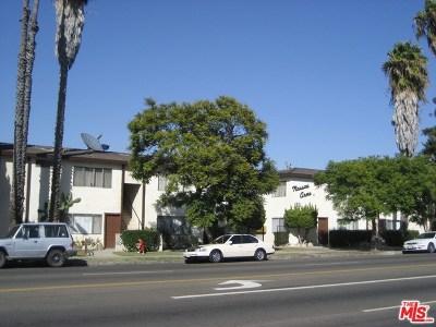 Harbor City Multi Family Home For Sale: 1601 Lomita Boulevard