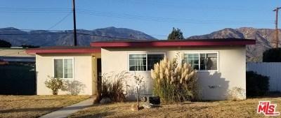 Duarte Single Family Home For Sale: 1147 Maynard Drive