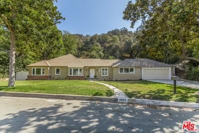 Glendale Single Family Home For Sale: 2760 E Glenoaks Blvd.