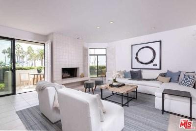 Santa Monica Condo/Townhouse For Sale: 2 Sea Colony Drive