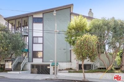 Santa Monica Condo/Townhouse For Sale: 320 Pacific Street #2
