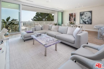 West Hollywood Condo/Townhouse For Sale: 9255 Doheny Road #704