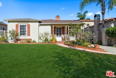 Los Angeles Single Family Home For Sale: 2246 Parnell Avenue