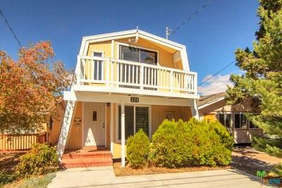 Big Bear Single Family Home For Sale: 225 E Mountain View