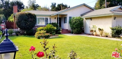 Sunland Single Family Home For Sale: 8426 Hillrose Street