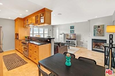 Santa Monica Condo/Townhouse For Sale: 1224 Euclid Street #204