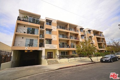 Los Angeles Condo/Townhouse For Sale: 3061 W 12th Place #208