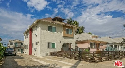Los Angeles Multi Family Home For Sale: 2221 Griffin Avenue