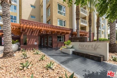 Woodland Hills Condo/Townhouse For Sale: 21301 Erwin Street #246