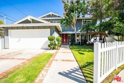 Sherman Oaks Single Family Home For Sale: 5232 Mary Ellen Avenue