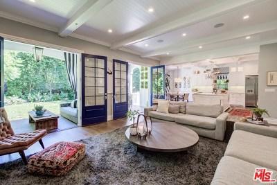 Sherman Oaks Single Family Home For Sale: 4152 Greenbush Avenue