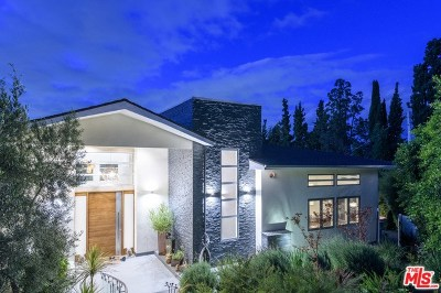 Studio City CA Single Family Home For Sale: $4,599,500