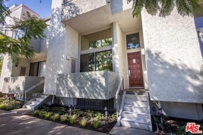 Los Angeles Condo/Townhouse For Sale: 8611 Burton Way #2