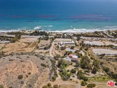 Malibu Single Family Home For Sale: 33603 Pacific Coast Highway